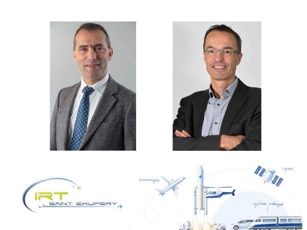 New CEO at IRT Saint Exupéry, Denis Descheemaeker succeeds Ariel Sirat
