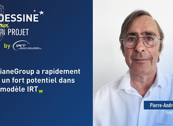 Draw me a project : Pierre-André Baudart, Technical Director @ArianeGroup
