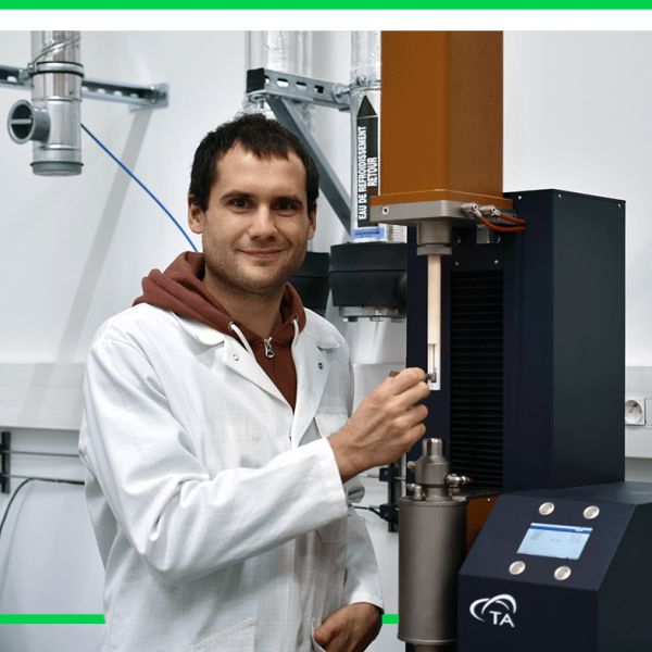 [Portrait 14] Jonathan Hugues, research engineer specialized in metal additive manufacturing