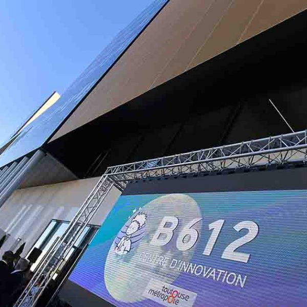 B612 Building inauguration, discover our new offices on video