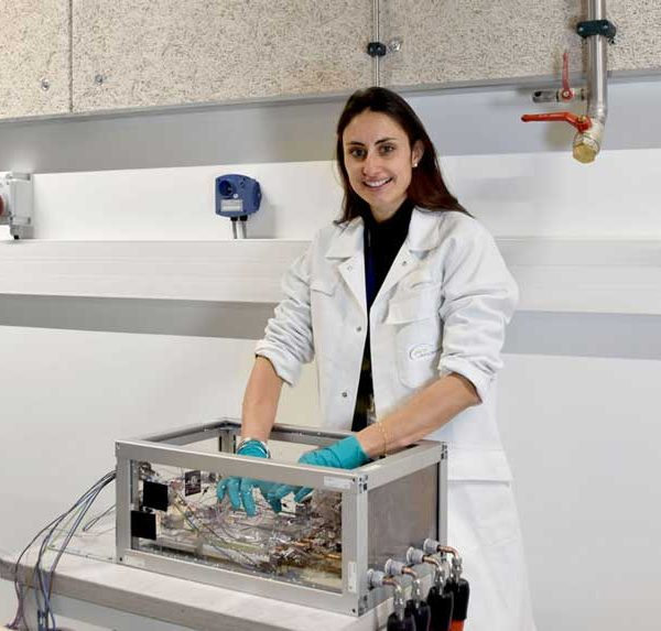 [Portrait 01] Laura Fourgeaud, research engineer in thermal science