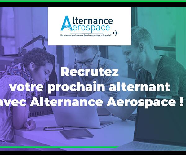 Alternance Aerospace : la plateforme de la formation par alternance
